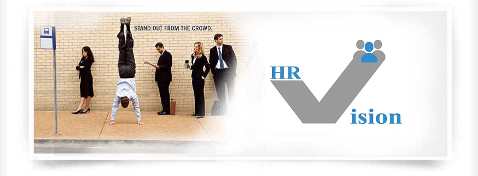 www.hrvision.ca - Finding you a job Employment Placement Agency for office, sales, management staff